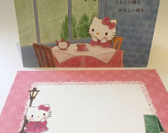Hello Kitty Birthday Card with envelope