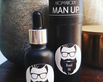 Man Up Beard Oil