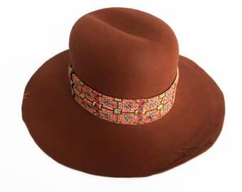 Thailand Ribbon Hat