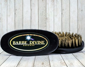 Beard brush / hair of boar / Boar Brush