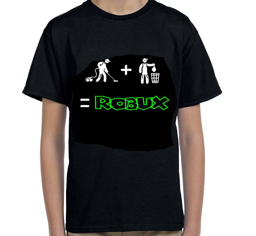 Buy Robux: Unofficial Roblox Chores Robux Shirt Roblox Shirt