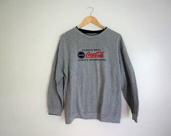 Retro Coca-Cola Sweatshirt