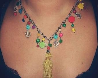 Catrinas necklace