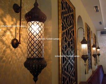 Wall Lamp, Wall light, Wall Sconce, Turkish Light, Moroccan Lighting, Moroccan Lamp, Moroccan Pendant,