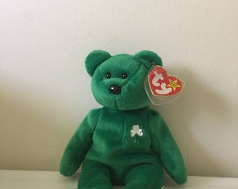 Erin the Bear Beanie Baby