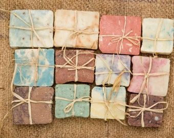 Hand made soaps/scrubs with naturally sourced ingredients and goats milk