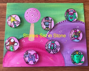 Fairytale Story Stone Set