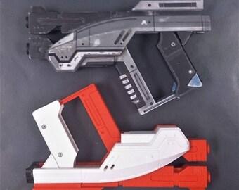 Folding M3 Predator Pistol Replica - 3D Part Files