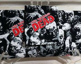 The Walking Dead Wallet TRI Fold