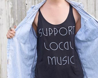 Support Local Music Tank