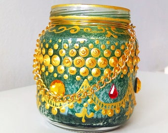 Moroccan Tea Candle 20