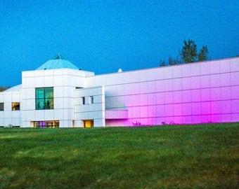 Paisley Park at Night, Prince, Purple Rain, Paisley Park Tour,