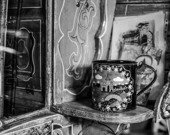 Gypsy Wagon Vintage Retro