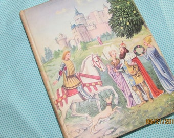 Grimms Fairy Tales, Brothers Grimm,  Illustrated by Fritz Kredel