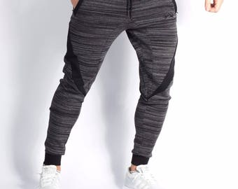 Tapered khenta Joggers Pants trousers Slim Fit Gym Wear Premium Quality Addiction 2 fitness
