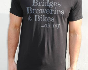 Bridges Oh My Men's Tee