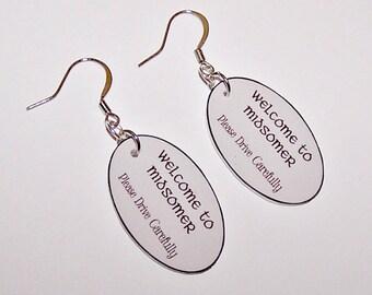 MIDSOMER MURDERS Earrings
