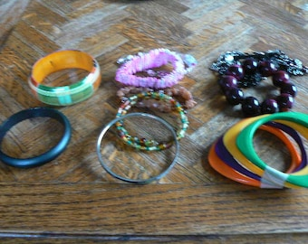 SALE Bracelet lot of 10