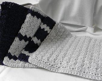 Crocheted Dishcloth Set