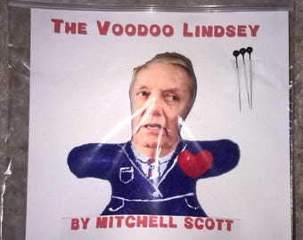 The Voodoo Lindsey Doll