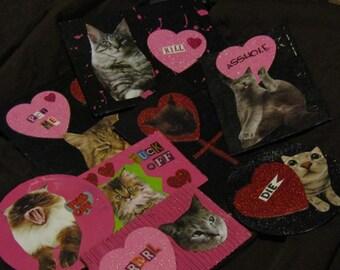 Cat Valentine 4 PACK (GRAB BAG)