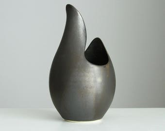 Modern Sculpture Porcelain Bronze Gold