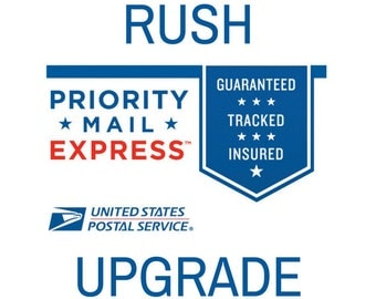 Priority Express International USPS Shipping Upgrade