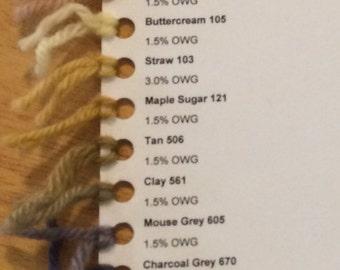 Washfast Acid Dye (Pro Chem,) Colors 103-560, Listing 1 of 2