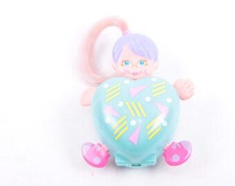 Sweet Secrets, Vintage Figure, Makeup Girl, Shapes Symbol, Compact Figure, Galoob  ~ The Pink Room ~ 161220