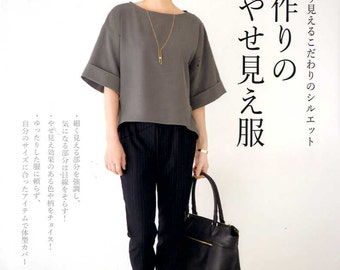 Handmade Wardrobe that make you look Slim - Japanese Craft Book