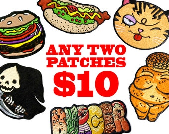 Two Patch Set