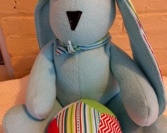 Turqouise Bunny Rabbit