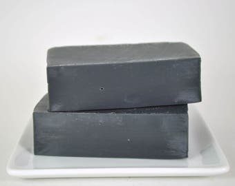 Colloidal Silver Soap - The Works Dead Sea Mud,Tea Tree Oil, Bamboo Charcoal, Acne Soap