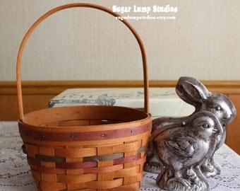 1990 Longaberger Easter Basket