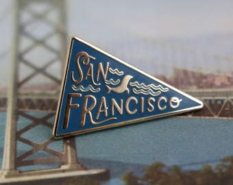 San Francisco Lapel Pin