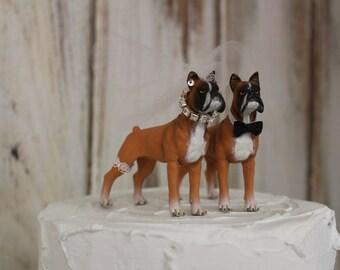Doberman Pinscher Cake Topper, Dog Wedding Cake Topper,  Animal Cake Topper, Grooms Cake, Mans Best Friend Cake Topper