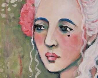 Mademoiselle Amaline