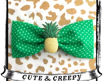 Pineapple Express Hair Clip