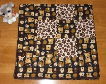 dog patchwork blanket_quilt for dogs_quilts_pup profiles