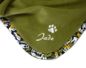 Pet Blanket Personalized