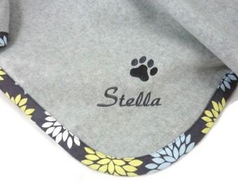 Pet Blanket.Personalized Pet Blanket. Dog Blanket. Cat Blanket. Fleece Pet Blanket. Mum Pet Blanket