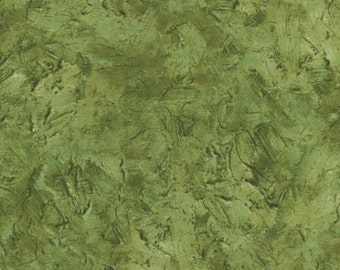 Cotton Quilt Fabric Vincent Van Gogh AVG 15104-45 Moss Half Yard cut Material (1/2 yd)