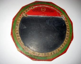 Vintage  (1925)  Children's Toy - Cressco Educational Board