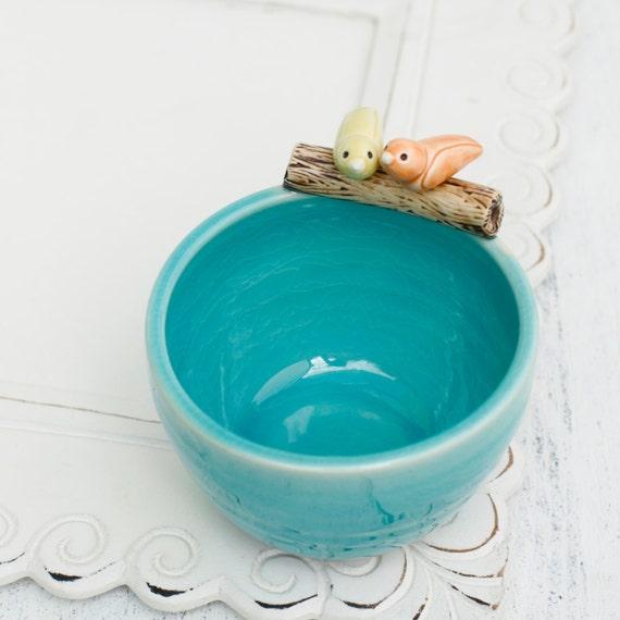 campfire bird bowl