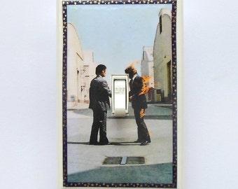 Rock music Switchplates & MATCHING SCREWS- Black Sabbath album Pink Floyd wish you were here Beatle art collectible Led Zeppelin rock poster