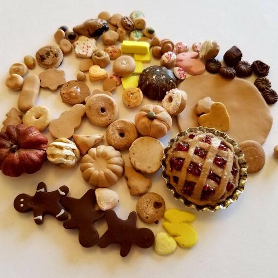 Miniature Miscellaneous Food Items- Seconds (6)