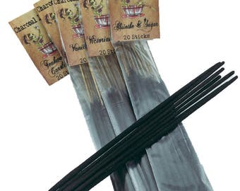 Cannabis Corpse Charcoal Incense Sticks
