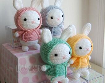 Bunny Amigurumi Pattern