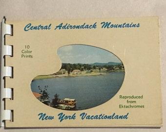 Vintage New York Photo Mini-Booklet