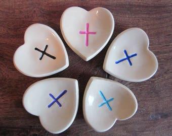 Heart Communion keepsake, First Communion Favors, first communion gift